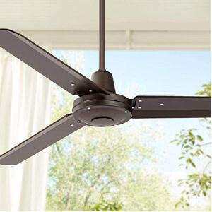 Casa Vieja 52″ Plaza Industrial Outdoor Ceiling Fan
