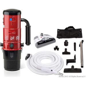 Prolux CV12000 Central Vacuum Unit System
