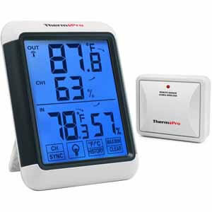 ThermoPro TP65A Indoor Outdoor Thermometer