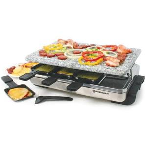 Swissmar Stelvio 8-Person Raclette Grill