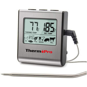 ThermoPro TP-16 Digital Cooking Food Thermometer