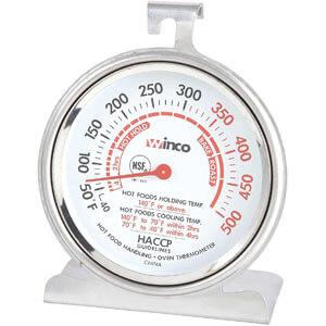 Winco TMT-OV3 B001B4KUPY Oven Thermometer