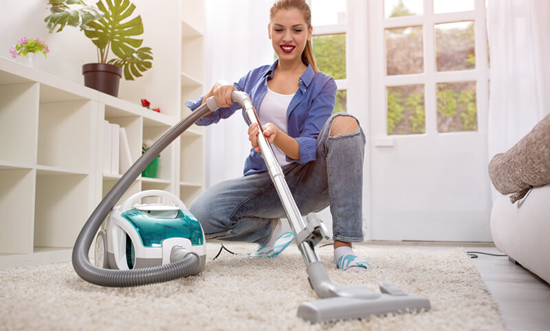 history of vacuum cleaner